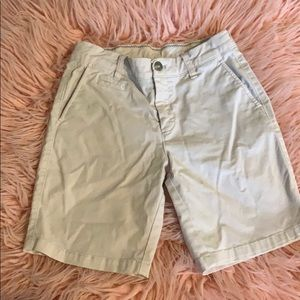 Johnnie-O Khaki Shorts
